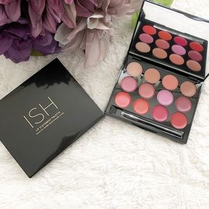 ISH Cosmetics Lip Statement Palette